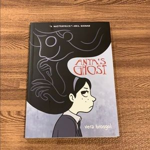 Other - Anya's Ghost Graphic Novel